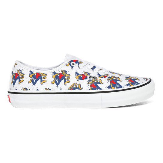 Skate Wolf Authentic Pro Shoes | Vans
