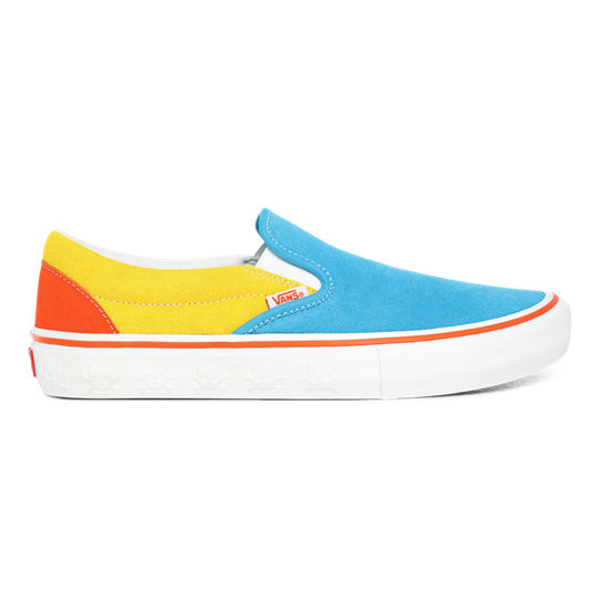 The Simpsons x Vans Slip-On Pro Shoes | Vans