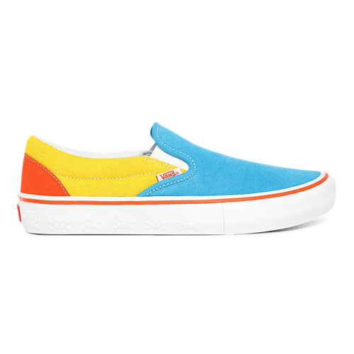 The+Simpsons+x+Vans+Slip-On+Pro+Shoes