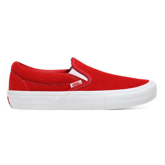 Suede Slip-On Pro Shoes | Vans