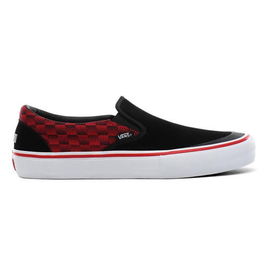 Vans x Baker Slip On Pro Shoes
