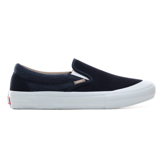 Twill Slip-On Pro Shoes | Vans