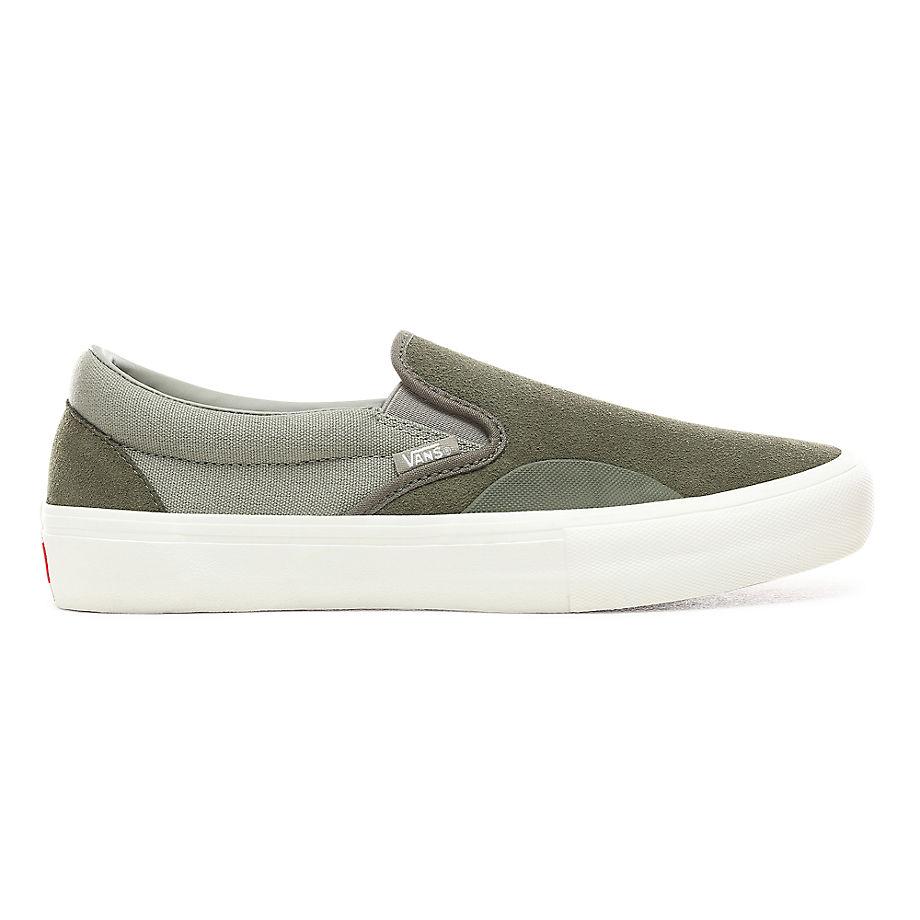 Chaussures Slip-on (grape Leaf/laurel Oak) , Taille 34.5 - Vans - Modalova