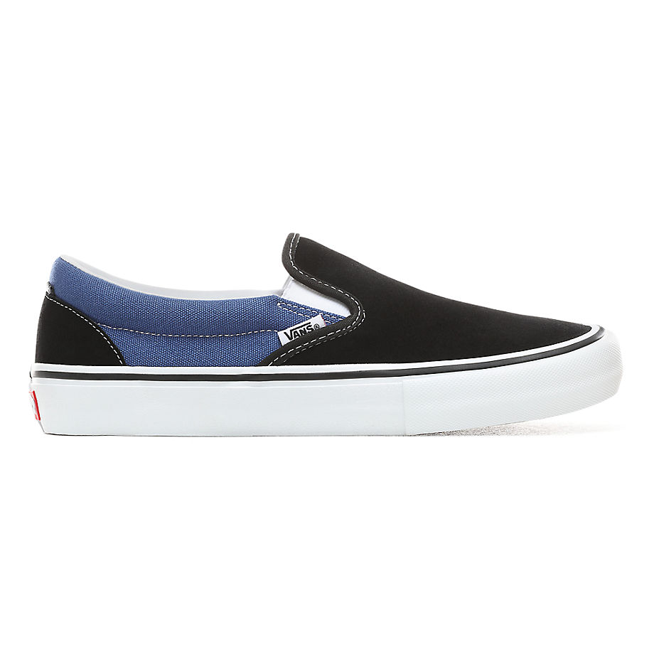 Chaussures Anti Hero Slip-on Pro ((anti Hero) Pfanner/black) , Taille 34.5 - Vans - Modalova