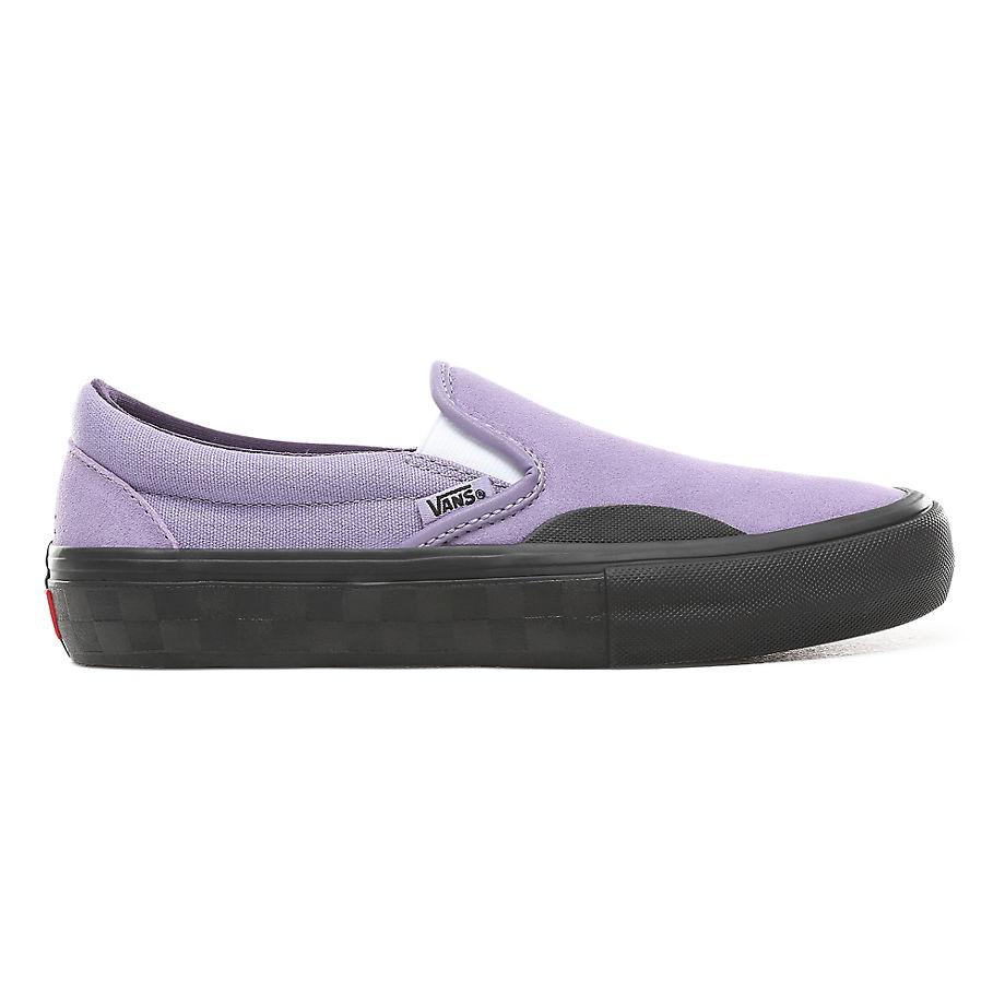 Chaussures Lizzie Armanto Slip-on Pro ((lizzie Armanto) Daybreak/black) , Taille 34.5 - Vans - Modalova