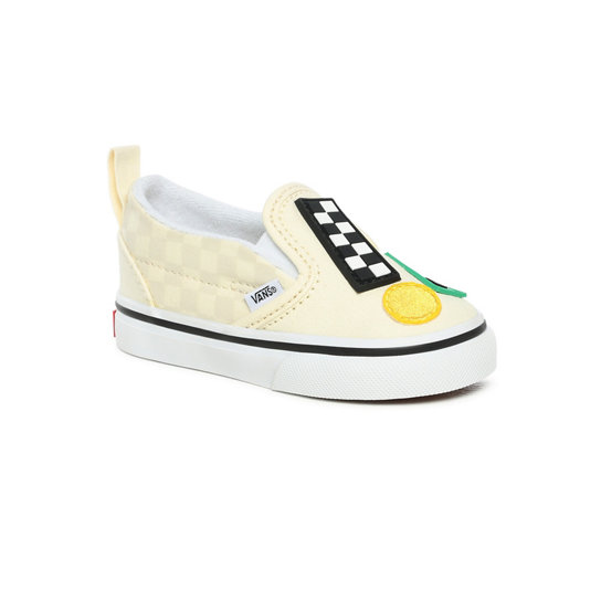 Toddler Vans MoMA Slip-On V Shoes (1-4 years) | Vans