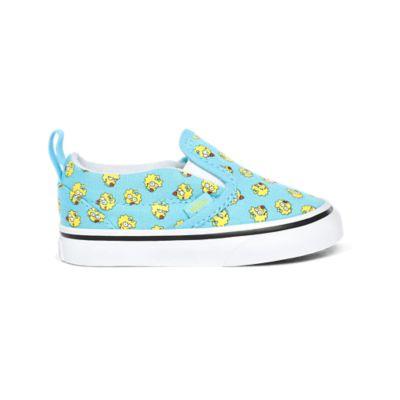 Chaussures Enfant Maggie Slip-on The Simpsons x Vans (1-4 ans ...