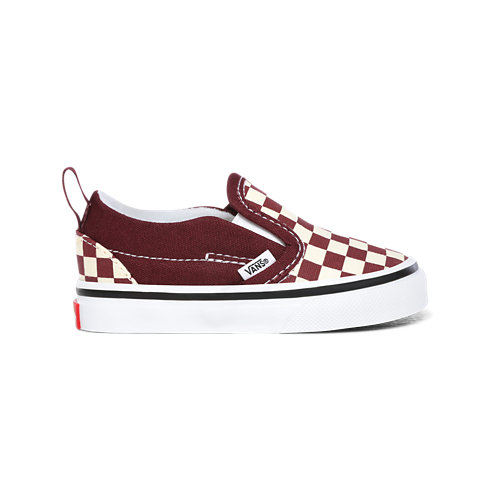 Toddler+Checkerboard+Slip-On+V+Shoes+%281-4+years%29
