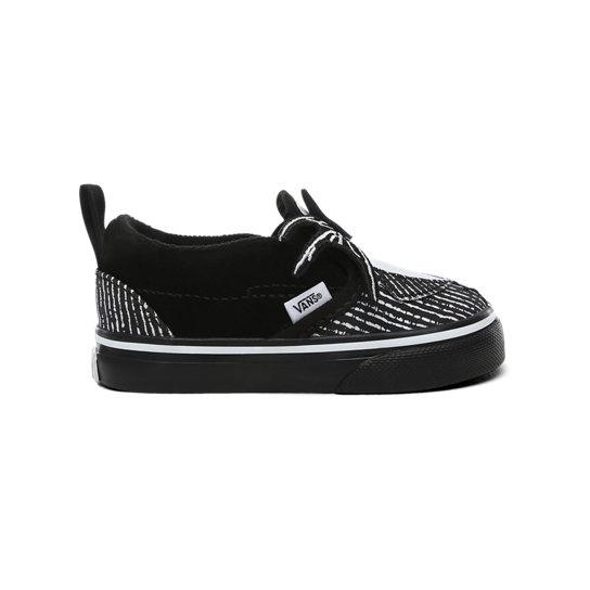 Kleinkinder Disney x Vans Slip On V Schuhe (1 4 Jahre)