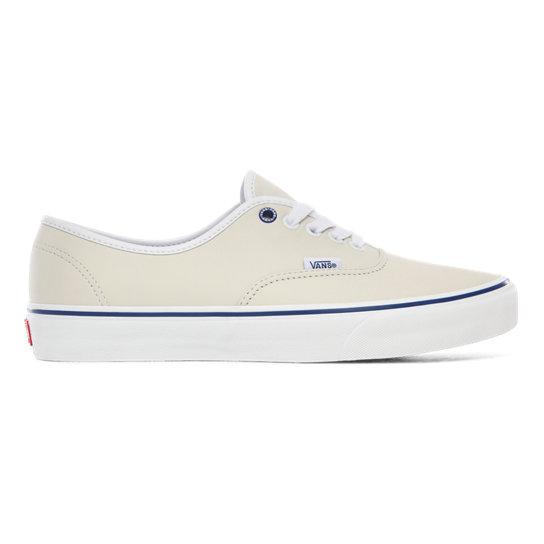 Chaussures en cuir Butter Leather Authentic   Blanc   Vans