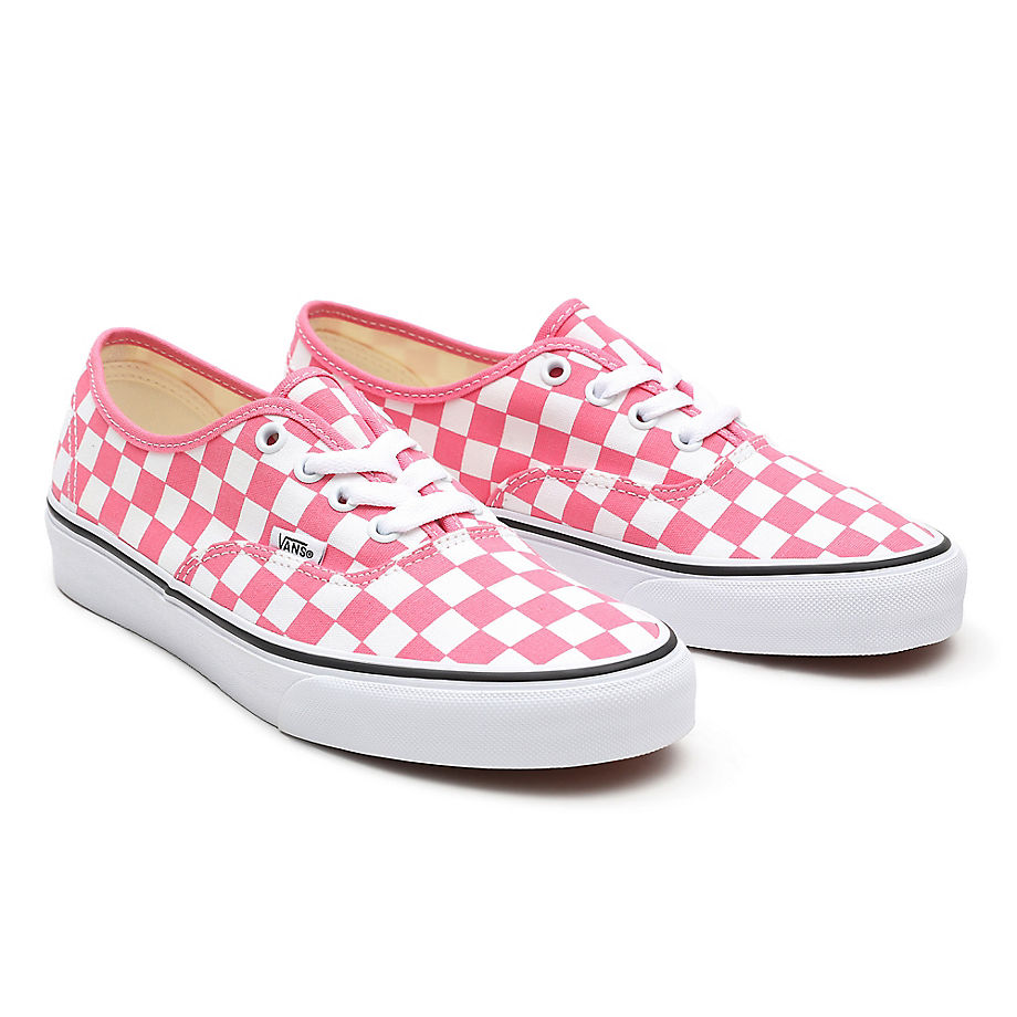 Vans  AUTHENTIC  women's Shoes (Trainers) in Pink - VN0A348A3YC1