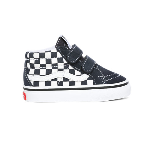 Toddler+Checkerboard+Sk8-Mid+Reissue+V+Shoes+%281-4+years%29