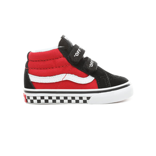 Toddler Logo Pop Sk8-Mid Reissue V Shoes (1-4 years) | Vans