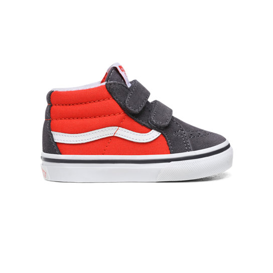 Toddler 2-Tone Sk8-Mid Reissue Shoes (1-4 years) | Vans