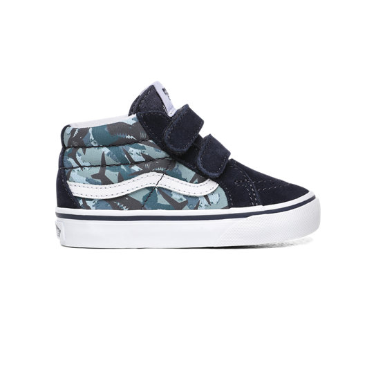 Toddler Animal Camo Sk8-Mid Reissue V Shoes (1-4 years) | Vans