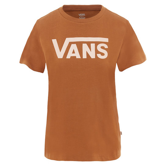 Flying V Crew Neck T-shirt | Vans