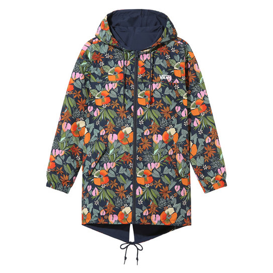 Mercy Reversible Parka | Vans