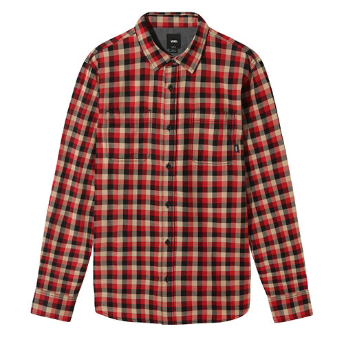 Alameda+Flannel+Shirt