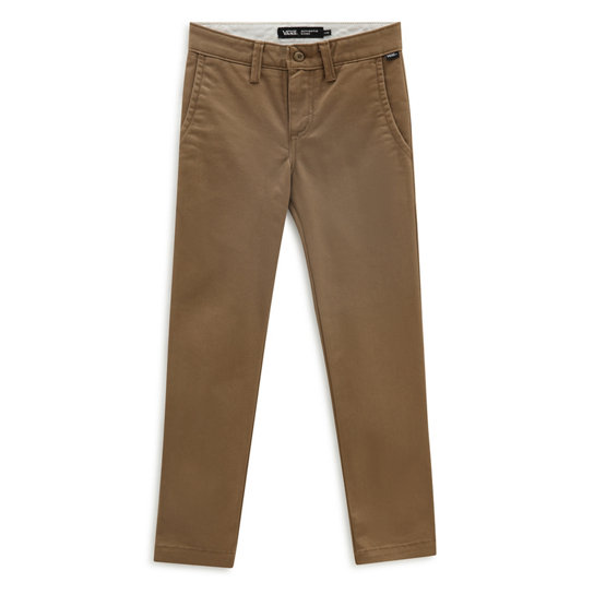 Boys Authentic Chino Stretch (8-14+ years) | Vans