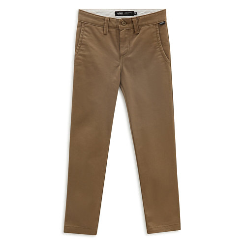 Pantal%C3%B3n+chino+el%C3%A1stico+de+ni%C3%B1os+Authentic+%288-14%2B+a%C3%B1os%29