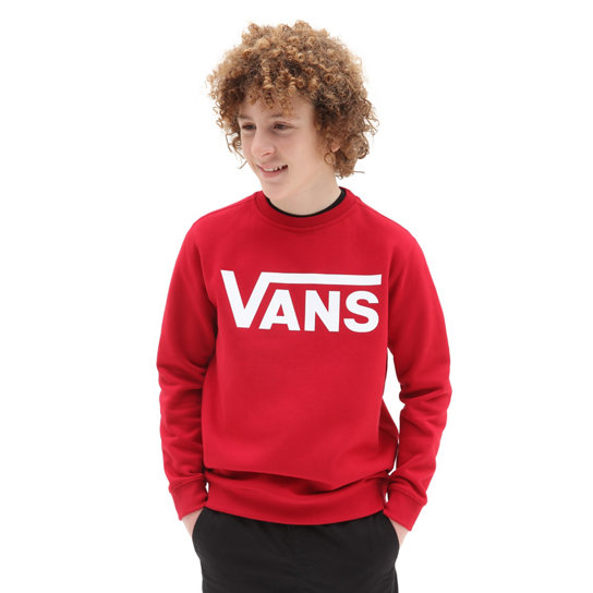 Boys Vans Classic Crew (8-14+ years) | Vans