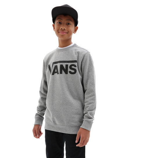 Kids Crew Sweater (8-14+ years) | Vans