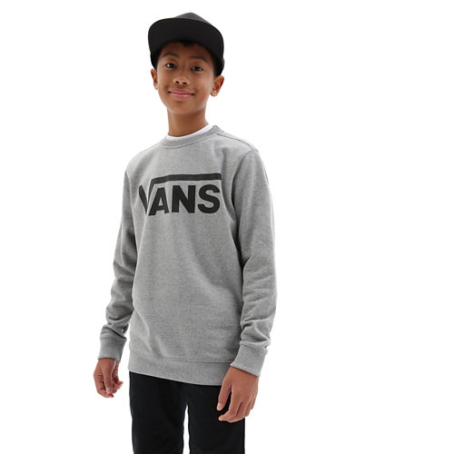Boys+Vans+Classic+Crew+%288-14%2B+years%29