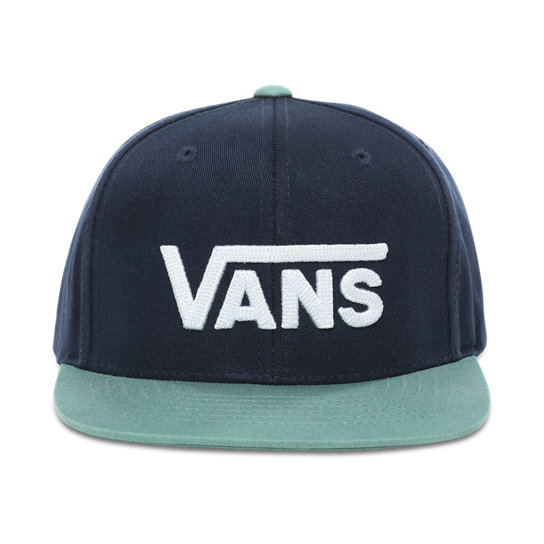 Kids Drop V II Snapback Hat (8-14+ years) | Vans