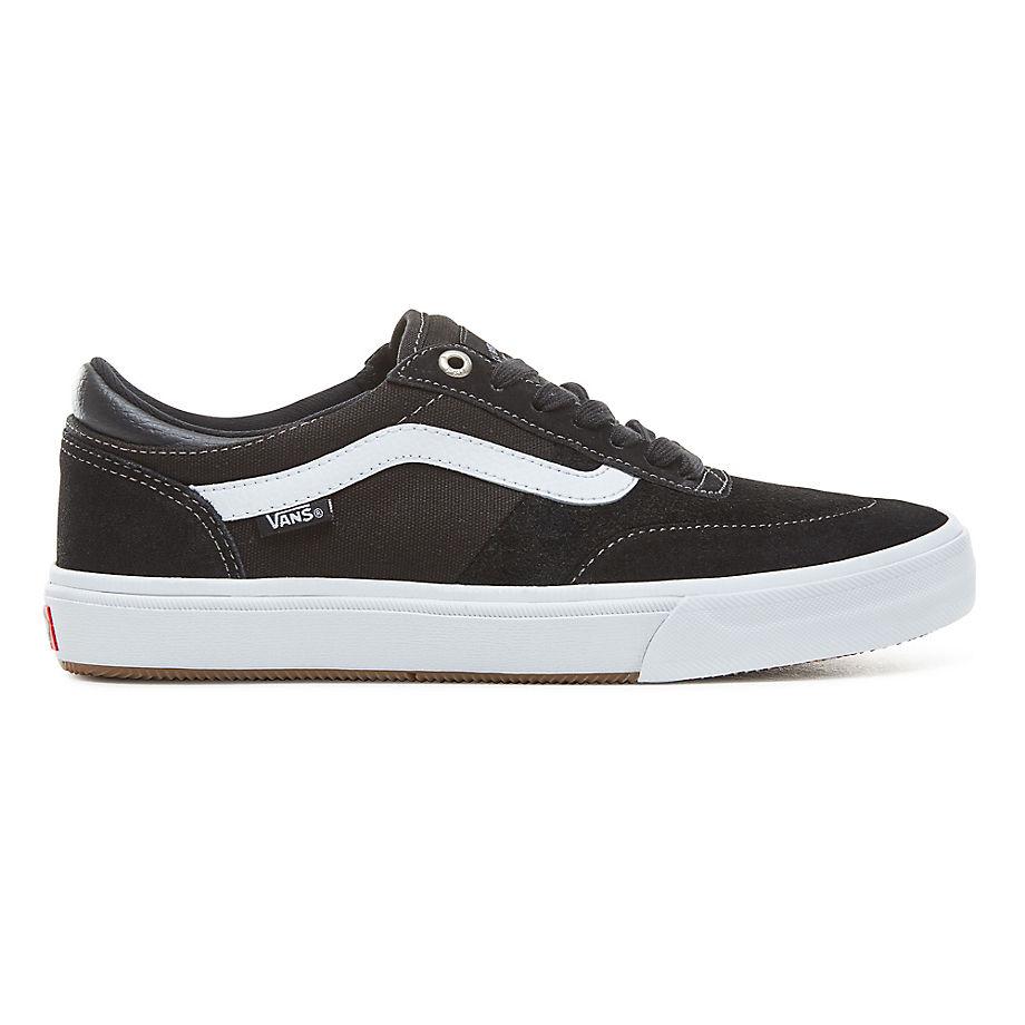 VANS Gilbert Crockett Pro 2 Shoes (black/white) Women Black, Size 6.5