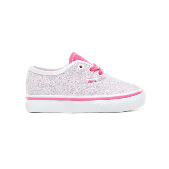 Toddler Glitter Stars Authentic  Shoes (1-4 years) | Vans