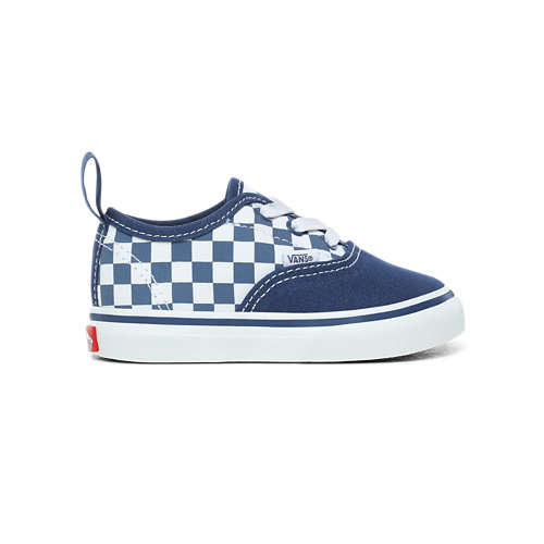 Toddler+Checkerboard+Authentic+Elastic+Lace+Shoes+%281-4+years%29