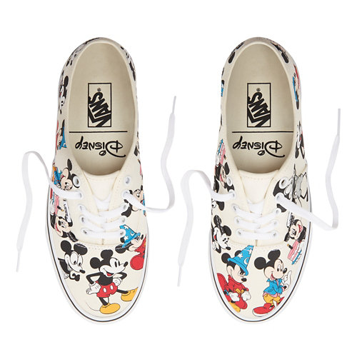 Zapatillas+Authentic+de+Disney+X+Vans