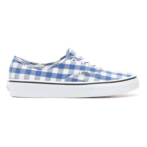 Gingham+Authentic+Shoes