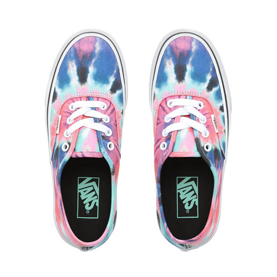 Tie Dye Authentic Shoes | Vans