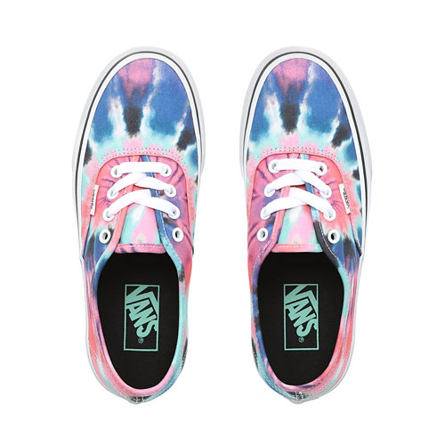 Tie+Dye+Authentic+Schuhe