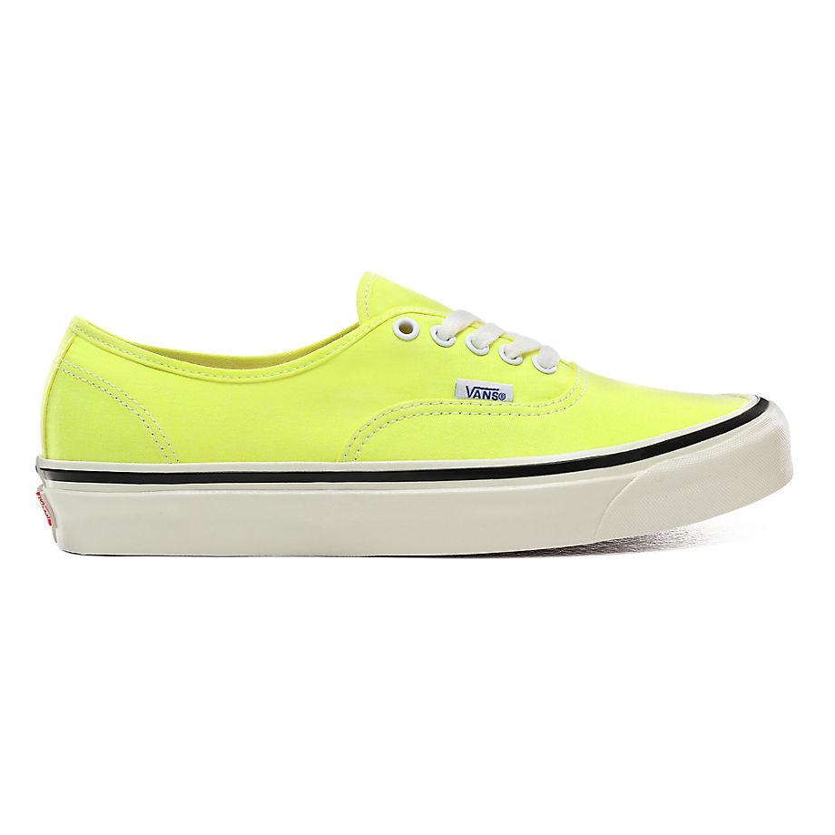 vans zapatillas hombre amarillas