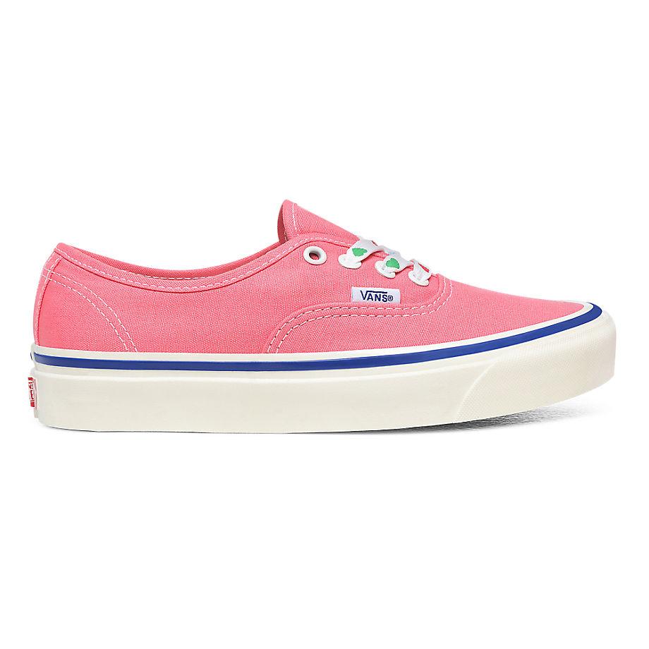 Chaussures Anaheim Factory Authentic 44 Dx ((anaheim Factory) Og Pink/og Heart Lace) , Taille 34.5 - Vans - Modalova