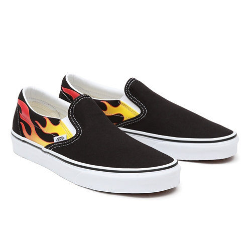 Flame+Classic+Slip-On+Shoes
