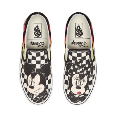 fcc01f4959 Disney x Vans Classic Slip-On Shoes