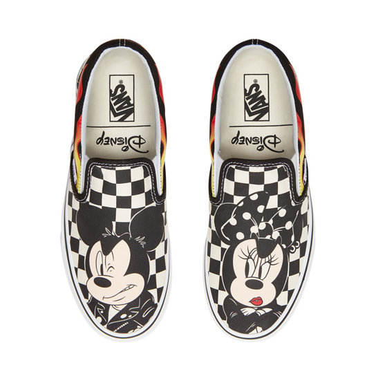 Disney x Vans Classic Slip-On Shoes  41a15a4f0