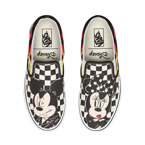 Chaussures+Disney+X+Vans+Classic+Slip-On