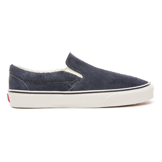 Chaussures Hairy Suede Classic Slip-On | Vans