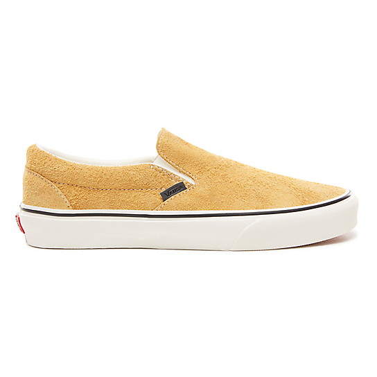 Hairy+Suede+Classic+Slip-On+Shoes