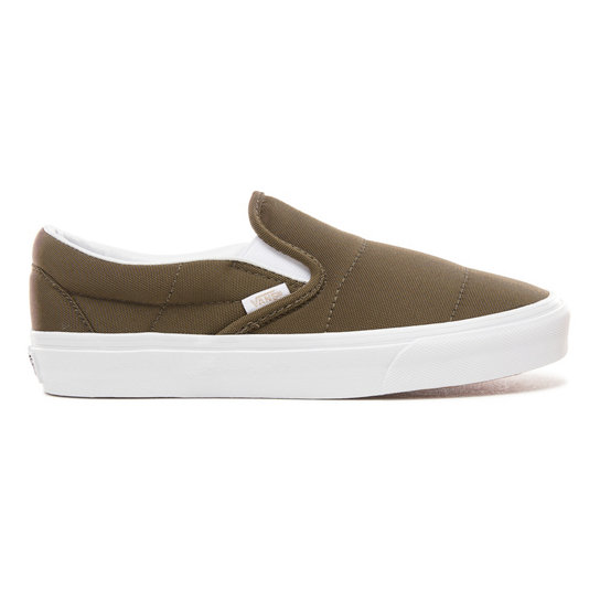 Puffer Classic Slip-on Shoes | Vans
