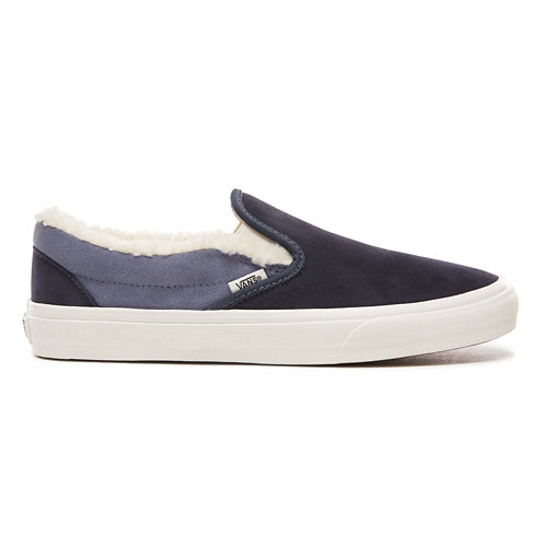 Zapatillas+Classic+Slip-On+de+ante+y+sherpa