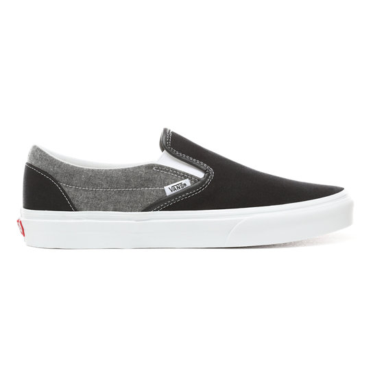 Chambray Classic Slip-On Schoenen | Vans