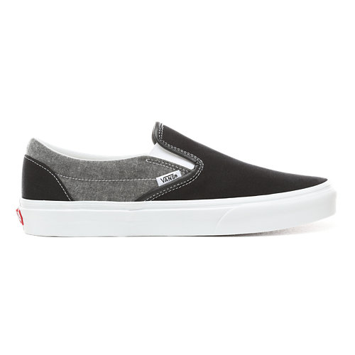 Zapatillas+Classic+Slip-On+de+cambray