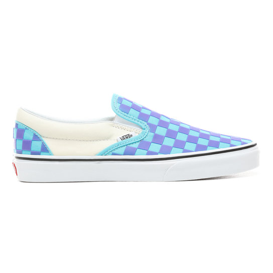 Thermochrome Checker Classic Slip-On Schoenen | Vans
