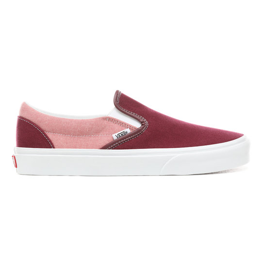 Chambray Classic Slip-On Shoes | Vans