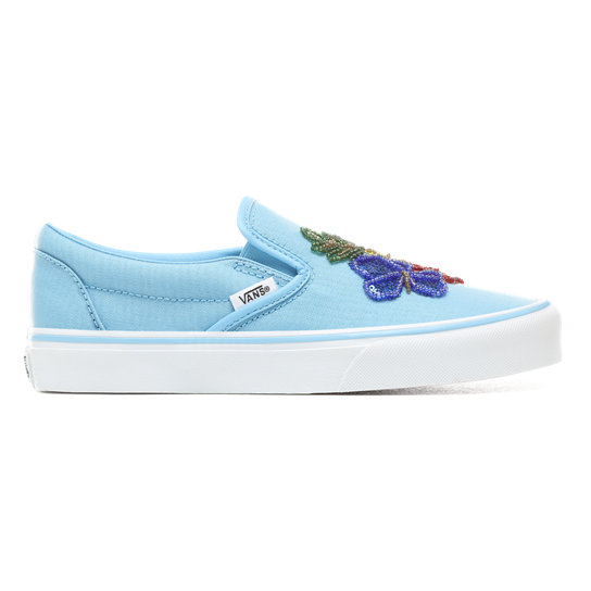 Zapatillas Floral Sequins Slip-On | Vans